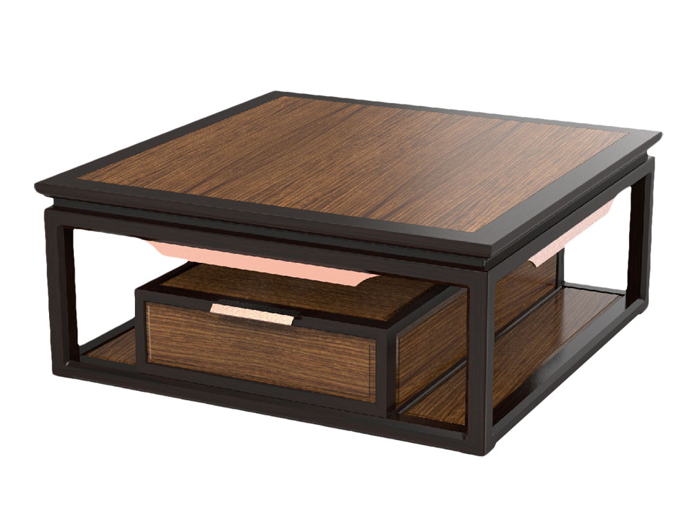 KEN SQUARE COFFEE TABLE