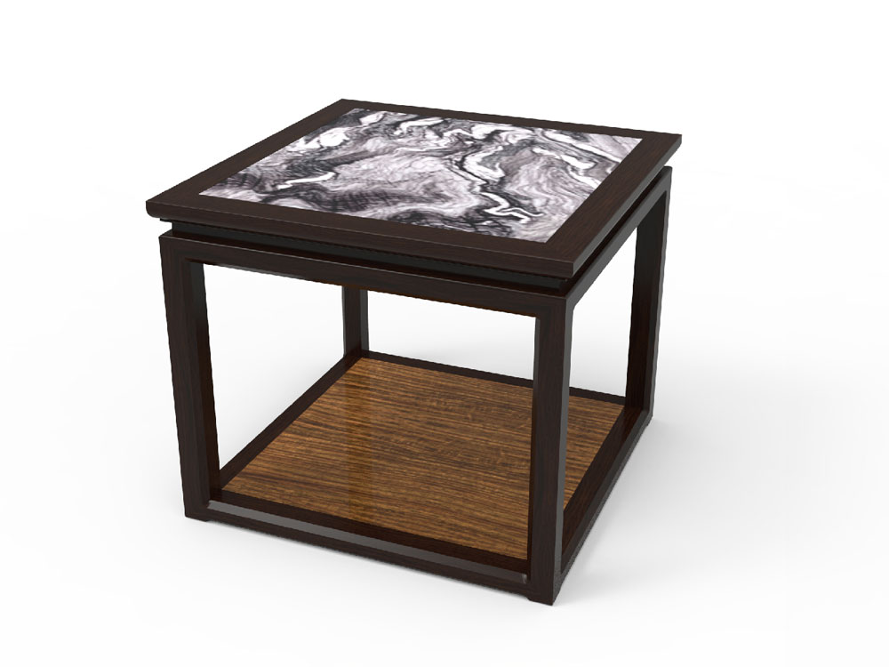KEN SQUARE END TABLE